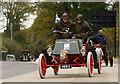 TQ2958 : London - Brighton Veteran Car Run 2011 by Peter Trimming