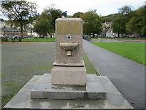 SH5638 : Cofeb Madocks - Madocks Memorial by Alan Fryer