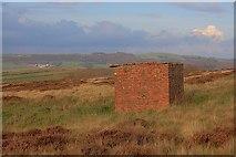 SK1973 : Brick Ruin by Mick Garratt