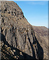 NY3611 : Scrubby Crag by Trevor Littlewood