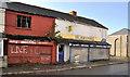 J3272 : Closed shops, Belfast by Albert Bridge