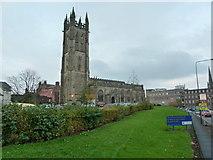 SJ9498 : St Michael & All Angels Church, Ashton-Under-Lyne by Alexander P Kapp