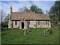 TL1375 : St Giles church by Shaun Ferguson