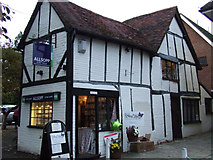 TL1314 : Tudor style building on High Street by Thomas Nugent