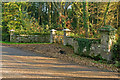 SW6032 : Gate to Godolphin House by Ian Capper