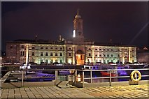 SX4653 : The Melville Block in Plymouth's Royal William Yard by Peter Haddy