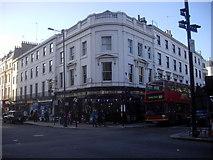 TQ2879 : Bag O' Nails Public House, Buckingham Palace Road by PAUL FARMER