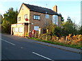SO6726 : Gorsley Post Office and Stores by Jaggery