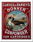 TQ1272 : Honker Gunpowder by Des Blenkinsopp