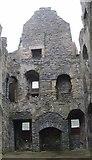 HU4039 : Scalloway Castle - Interior by Rob Farrow