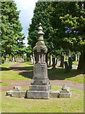 NS4075 : The Oddfellows' Monument by Lairich Rig