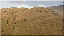 NN2323 : Meall nan Tighearn by Richard Webb