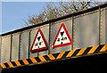 C8533 : Railway underbridge, Coleraine (3) by Albert Bridge
