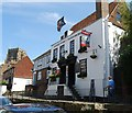 TQ8209 : The Stag Inn, All Saints St by N Chadwick