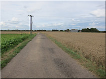 TL5674 : Sealodes Road by Hugh Venables