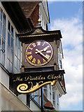 TQ5838 : Clock, Tunbridge Wells by Maigheach-gheal