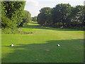 SK3957 : Shirland Golf Course by Trevor Rickard
