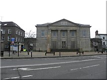 H6733 : Monaghan Courthouse by Kenneth  Allen