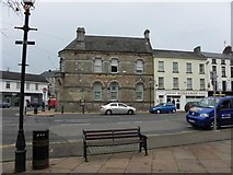 H6733 : Bank of Ireland, Monaghan by Kenneth  Allen