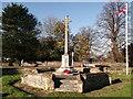 TQ3461 : War Memorial in Sanderstead Church by David Anstiss