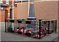 J3573 : Willowfield war memorial, Belfast by Albert Bridge