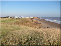 TA4115 : Eroding coastline, Spurn by Hugh Venables