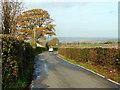 SO3722 : Road to Grosmont by Jonathan Billinger