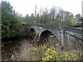 NN7201 : Bridge of Teith by Robert Murray