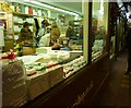 SP5106 : Confectioner at work in the Covered Market by Fly