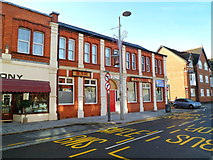 SS8591 : Victoria, Commercial Street, Maesteg by Jaggery