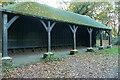 SU9484 : Barn in Burnham Beeches by Graham Horn