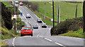 J4376 : The Craigantlet Road, Craigantlet (2) by Albert Bridge