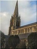 TQ1649 : St Martin's church, Dorking by Paul Gillett