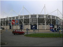 SK5802 : Leicester-The King Power Stadium by Ian Rob