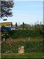 SU1339 : View from St Michael's Churchyard by Maigheach-gheal