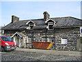 SH5638 : Wharf House by Alan Fryer
