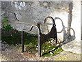 SU1405 : Boot scraper, Church of Sts Peter and Paul by Maigheach-gheal
