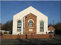 NZ3742 : Converted chapel, Haswell Plough by JThomas