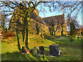 SK0092 : St John the Evangelist's Church, Charlesworth by David Dixon