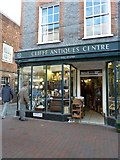 TQ4210 : Cliffe Antiques Centre by Basher Eyre