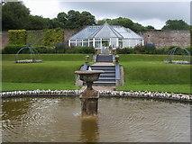 SS6140 : Fountain Pond by Shaun Ferguson