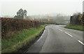 SO4883 : B4368 west near New House by John Firth