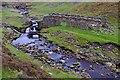NY9301 : Blakethwaite Smelt Mill by Ian Taylor