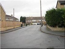 SE1527 : Durlston Grove - Wilson Road by Betty Longbottom