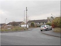 SE1527 : Durlston Terrace - Wilson Road by Betty Longbottom