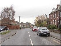SE1527 : High Fernley Road - Woodside Road by Betty Longbottom