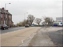 SE1527 : Woodside Road - viewed from High Fernley Road by Betty Longbottom