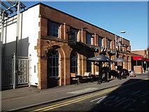 SP2871 : V2 bar & grill, Station Road, Kenilworth by John Brightley
