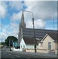 N2571 : St Mary's Catholic Church, Edgeworthstown by Eric Jones