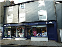 TQ4210 : Cliffe High Street- Spectrum Eye Care by Basher Eyre